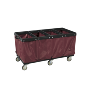 Four Compartment Cart